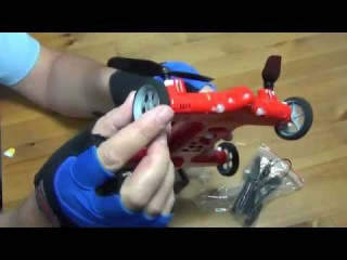 Syma X9 - летающая машина. Распаковка посылки