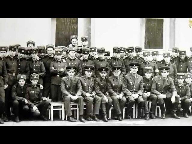 В\Ч 75752 ,1987-1989,1 батальон,(видео HD)