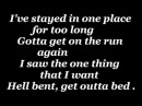 Ryan Star - Brand new day (Lie To Me Theme Song) Lyrics