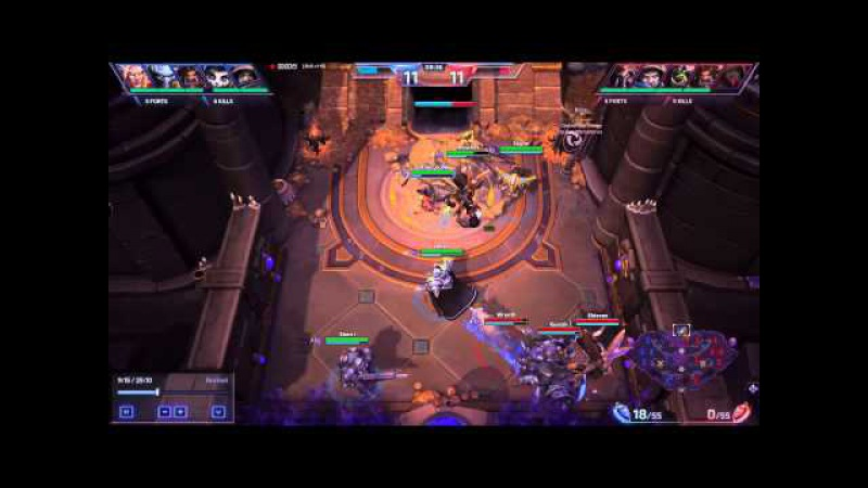Heroes of the Storm - Suicide Ninja of Boss