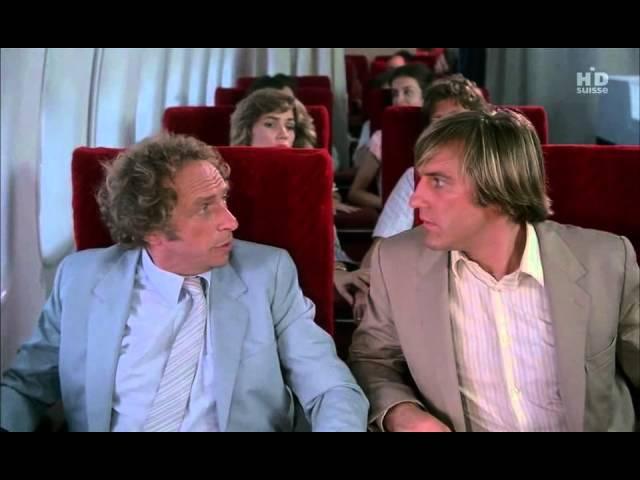 Невезучие (1981) - Ну чего не взлетает этот чертов самолёт!