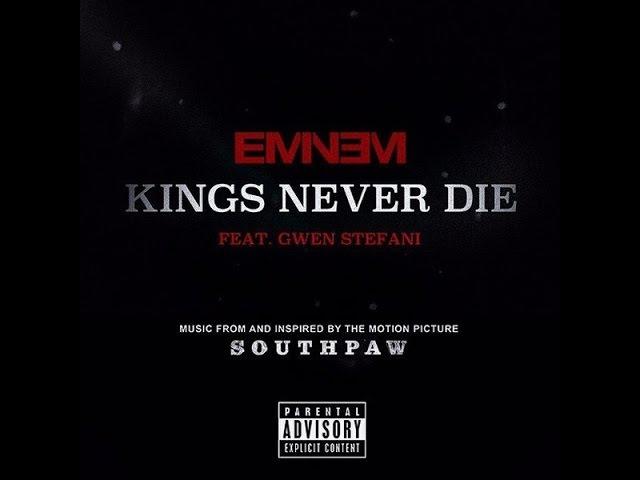 Eminem ft. Gwen Stefani - Kings Never Die Трейлер (Фан-клипа)
