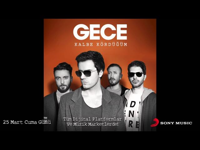 GECE - Kalbe Kördüğüm (Album Teaser)
