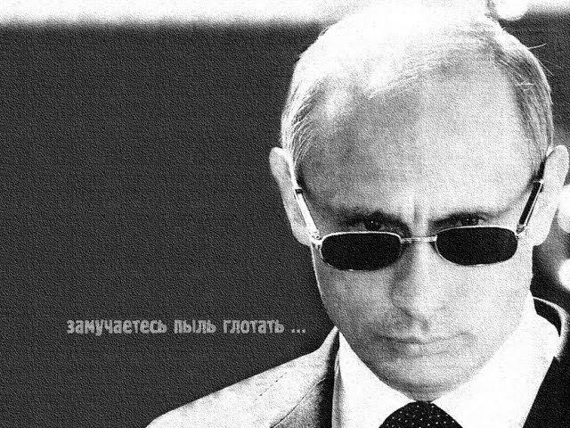 Нарезка острот Путина 2