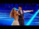 Steve Backshall &amp Ola American Smooth to 'Rolling in the Deep' - Strictly Come Dancing 2014 - BBC