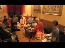 HH Kadamba Kanana Swami - kirtan at Govinda's, 06.02.2013