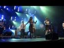 Les Ninjammerz du Studio 88-SWING avec Caravan Palace au Festival d'été de Québec