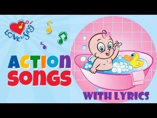 Splish Splash Bath Song | Bath Time | Children Love to Sing Kids Songs
