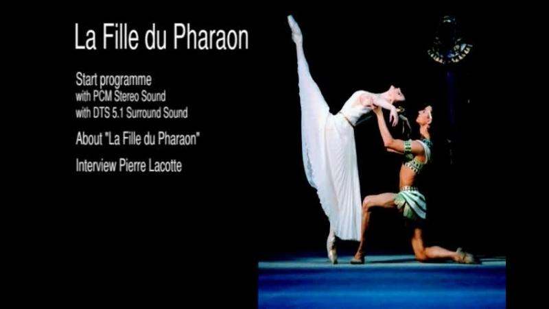 Pugni - La Fille du Pharaon (Pierre Lacott, 2003)