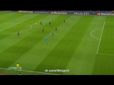 Байер 0:1 Барселона | Гол Месси
