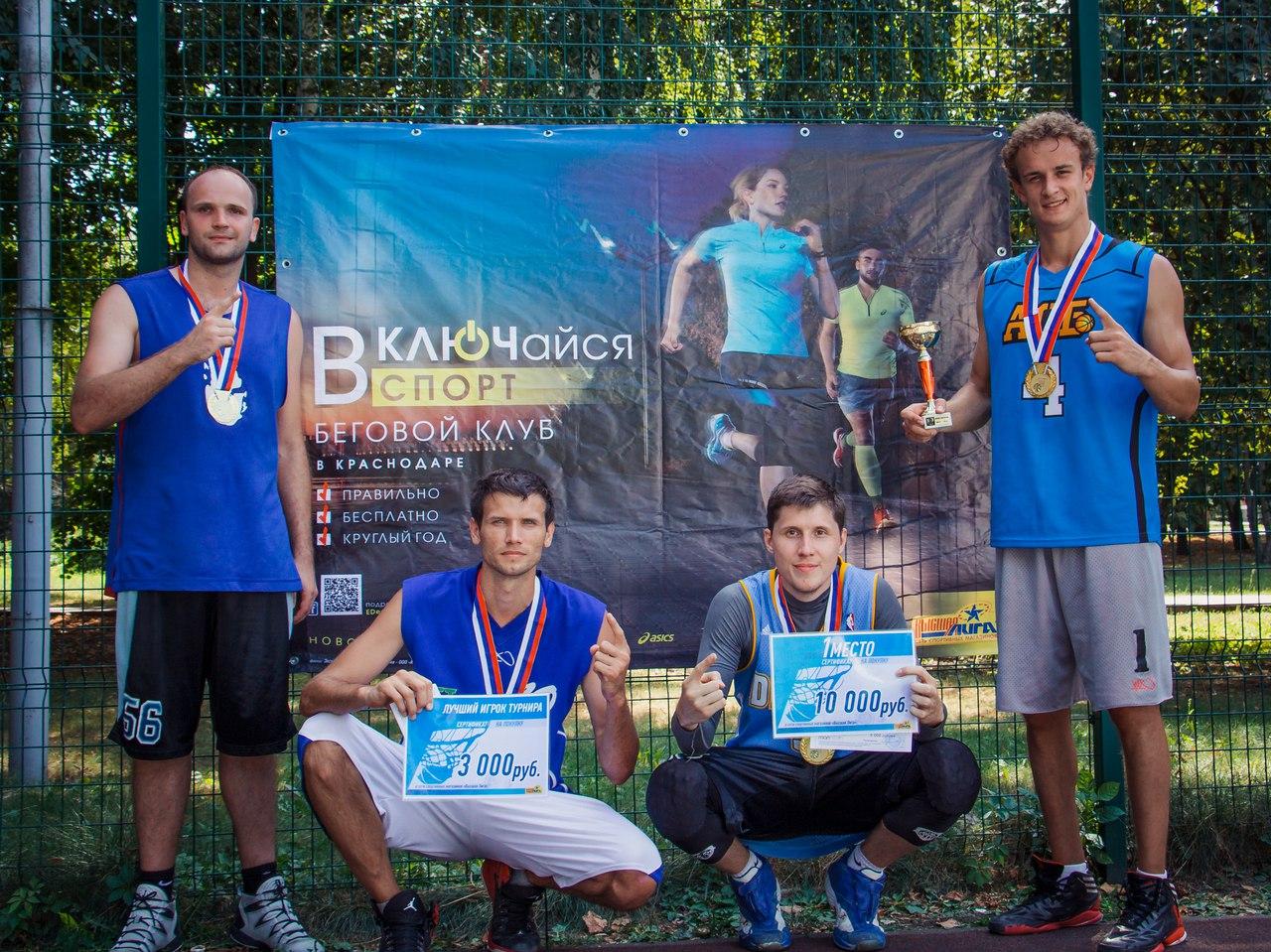 Роршах стритбол Краснодар