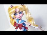 Куклу Блонди Локс превращают в куклу Сейлормун