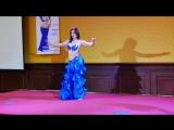 Светлана Светлая ( Эстрадная песня - 1 место ) Международный Фестиваль восточного танца!
