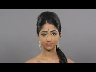 Индия. Стили Мехенди.100 Years of Beauty - Episode 7_ India (Trisha)