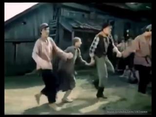 Подборка танцев со старых российских фильмов времен СССР _ Dancuju Vsie