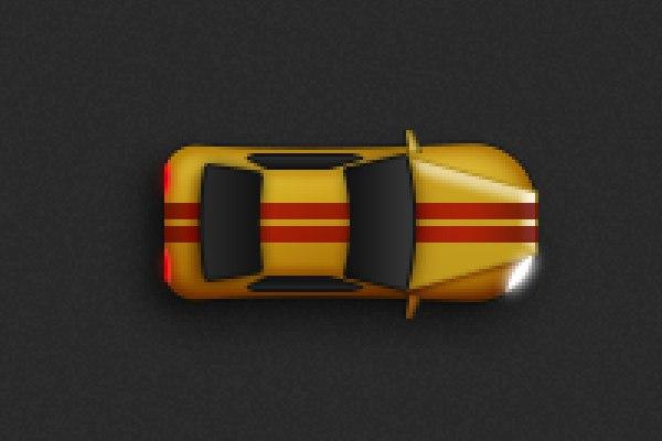 Рисуем гоночные машины в Adobe Photoshop