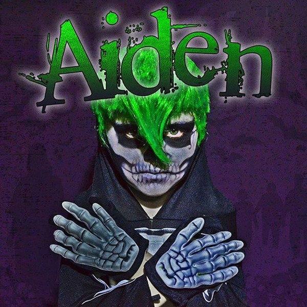 Aiden - Aiden (2015)