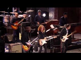 Bonnie Raitt, Tracy Chapman, Jeff Beck and Beth Hart - Sweet Home Chicago