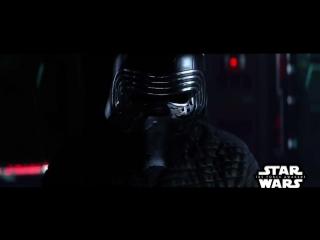 Звёздные войны Пробуждение силы/Star Wars: Episode VII - The Force Awakens (2015) ТВ-ролик №3