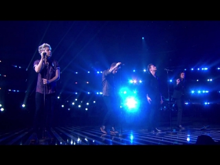 One Direction - Perfect (Live on The X Factor UK)
