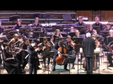 И. Брамс Концерт для скрипки и виолончели с оркестром ля минор, Солисты: Айлен Притчин (скрипка) Александр Бузлов (виолончель)