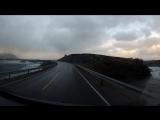 Фантастическая дорога В Норвегии! Захватывает дух!