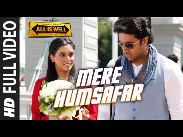 Mere Humsafar | Mithoon | Tulsi Kumar | All Is Well | T-Series