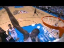 4 место - Serge Ibaka incredible block on LeBron's dunk (June 14, 2012)