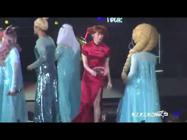 [Mrs希][Fancam] 150329 SS6 Nanjing 'LET IT GOROKKUGO' Heechul Focus Super Junior