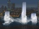 ОАЭ. Дубаи. Шоу фонтанов. ч.2.