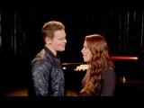 GLEE- Full Performance of Listen to your heart - 6x11- Rachel &amp Jesse