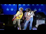 Sammy Hagar &amp Eddie Van Halen - Rock and Roll (Live at Farm Aid 1985)