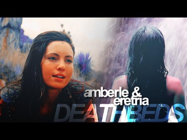 ■ amberle×eretria [deathbeds]