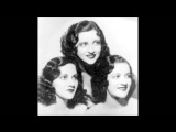 The Boswell Sisters - I found a million dollar baby (1931)