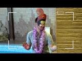 Анонс: гавайская вечеринка