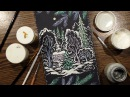 Speed Painting   Christmas Greeting Card   House in the Forest   Gouache   IOTN