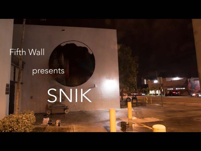 FWTV - SNIK - Wynwood, Miami - 2015