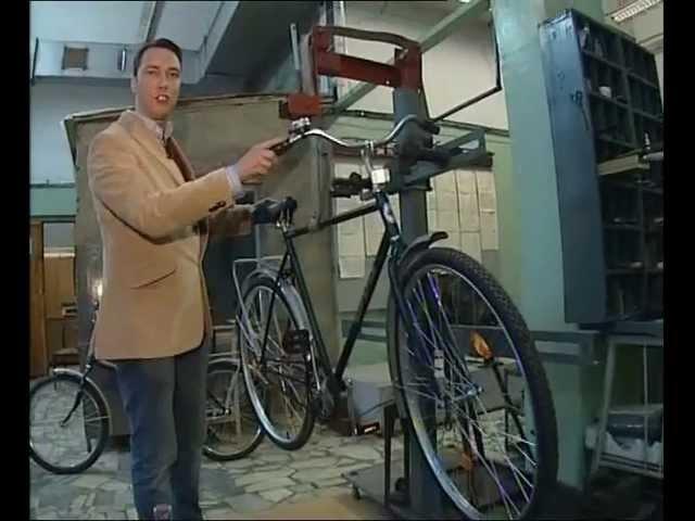Как делают велосипеды SURA в г Пенза