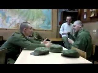 Прикол В Армии - Солдат выдаёт - Жестокий угар, Полный ржач, Смотреть всем