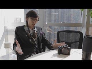 DRTV по-русски: Обзор Sony a7 II