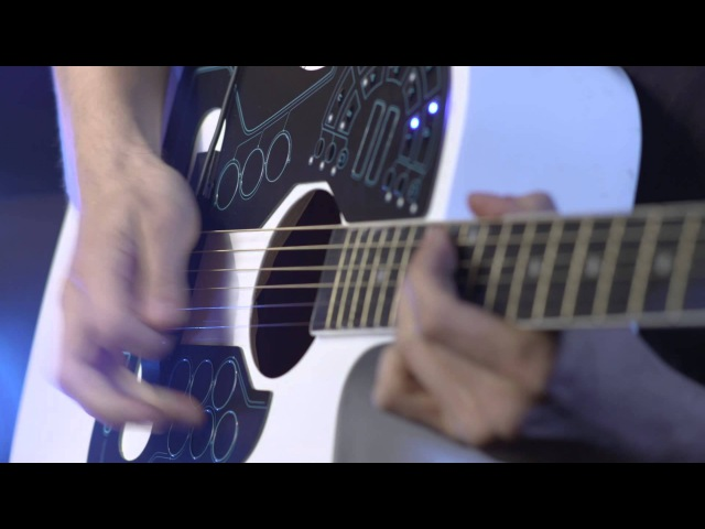 Worlds First Wireless MIDI Controller for Acoustic Guitar - ACPAD