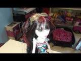 Monster High - Boo York - Clawdeen, Draculaura