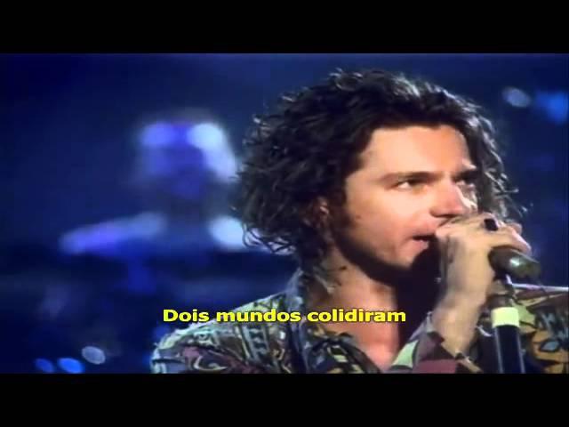 INXS - Never Tear Us Apart (Legendado)