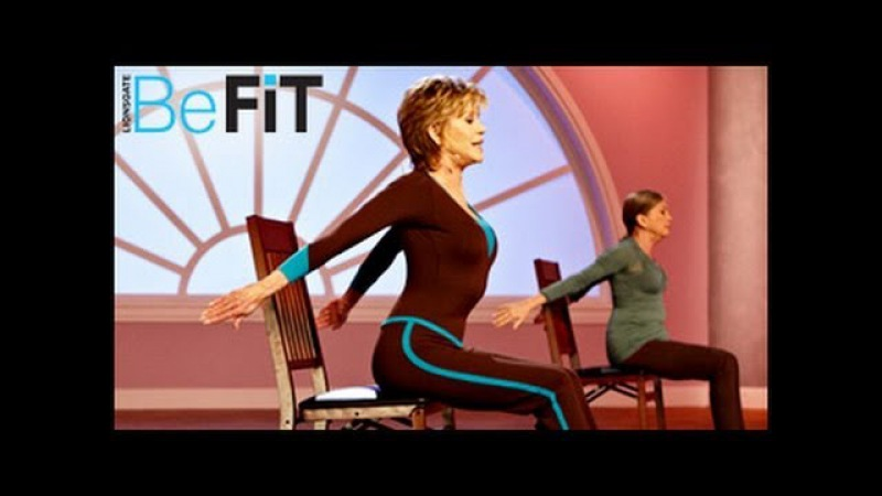 Yoga Stretching Mobility Workout: PM- Jane Fonda