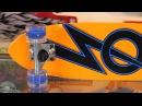 Sector 9 83 Mini 27.75 LED Glow Wheel Cruiser Review - Tactics