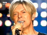 David Bowie - Days - Fall Dog Bombs The Moon - 2004 Live FR2 TV