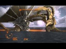 GODZILLA Ps4: Mecha King Ghidorah gameplay
