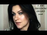 #IAMFREEDOM Signature Makeup Look | Яркий конкурсный образ