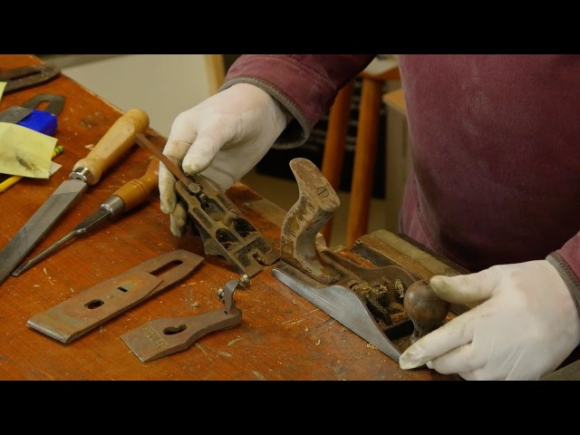 Restoring the Bench Plane | Paul Sellers