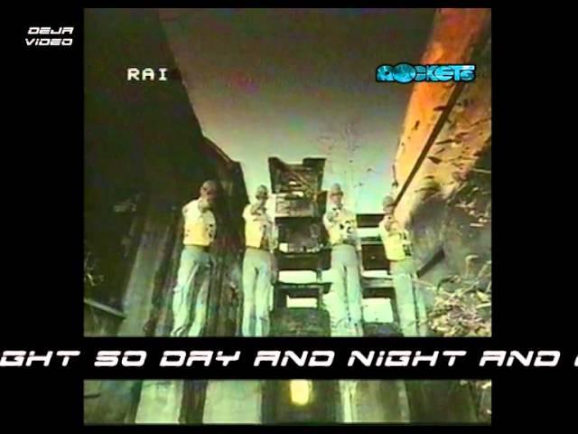 Rockets - Roketz - Under The Sun (1984, Official Video)